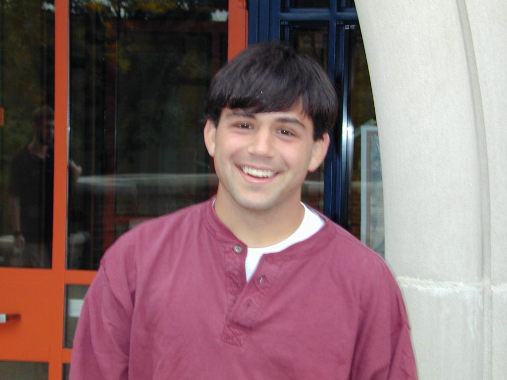 Matt Palotti ('02)